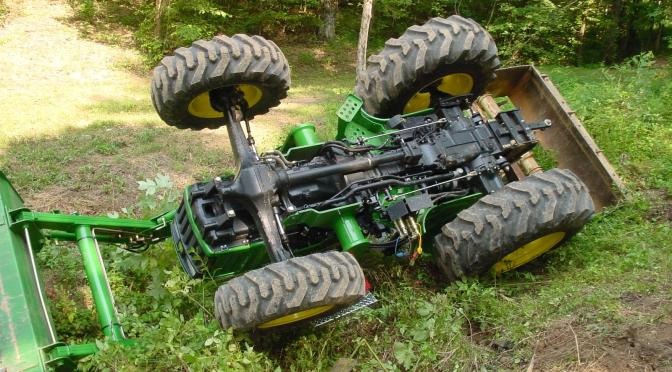 Homestead Safety Sundays – Tractors